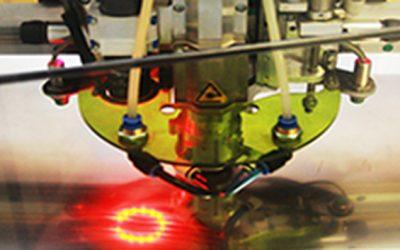 Znaceni laserem
